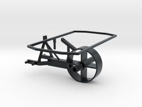 Grass Silage Spreader - Frame 1/32 in Black Hi-Def Acrylate
