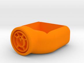 Orange Lantern Corps Chalk Holder in Orange Processed Versatile Plastic