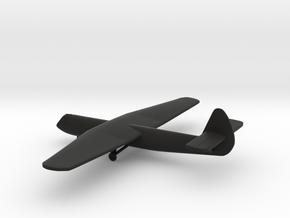 Airspeed AS.51 Horsa in Black Natural Versatile Plastic: 1:400