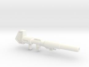 G1 Optimus Prime Blaster - 11CM version in White Processed Versatile Plastic