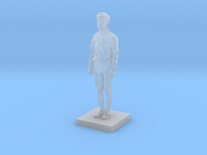 Printle C Homme 037 - 1/72 in Smooth Fine Detail Plastic