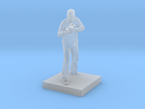 Printle T Homme 041 - 1/72 in Smooth Fine Detail Plastic