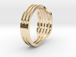 Elegant Ring in 14K Yellow Gold: 9 / 59