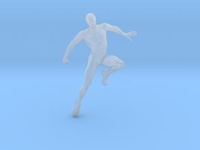 1/10 Spiderman by Milostutu in Smooth Fine Detail Plastic
