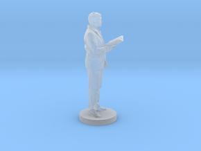 Printle C Homme 044 - 1/56 in Smooth Fine Detail Plastic