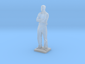 Printle C Homme 049 - 1/56 in Smooth Fine Detail Plastic