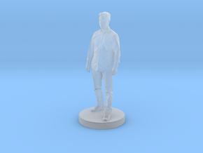 Printle C Homme 054 - 1/56 in Smooth Fine Detail Plastic