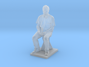 Printle C Homme 060 - 1/56 in Smooth Fine Detail Plastic