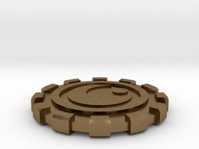 Canto Bight Casino Chip in Natural Bronze