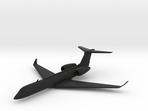 Gulfstream G500 in Black Natural Versatile Plastic