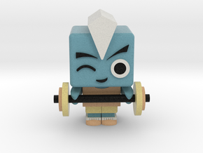Trainer in Full Color Sandstone