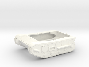 28mm LTV-B chassis  in White Processed Versatile Plastic