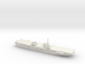 Trieste LHA, 1/700 in White Natural Versatile Plastic