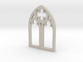 Church Window Gothic - MEDIUM in Natural Sandstone