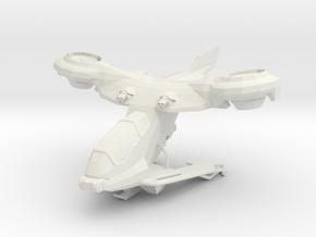 AV-14 Hornet  1:100 in White Natural Versatile Plastic