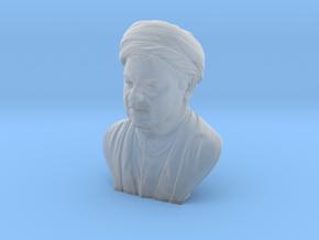 Hollow of Akbar Hashemi Rafsanjani in Smooth Fine Detail Plastic