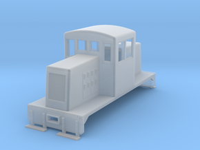 On30 44t conversion body 3 in Smooth Fine Detail Plastic