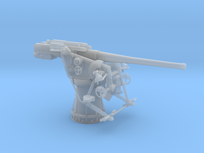 1/35 DKM 10.5 cm/45 (4.1in) SK C/32 Gun in Smooth Fine Detail Plastic