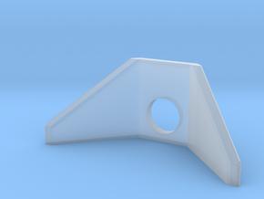 N Scale Culvert Wing Walls ø4mm in Smooth Fine Detail Plastic
