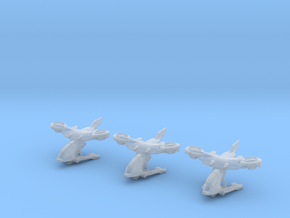 AV-14 Hornet 1:300 - 3 Pack in Smoothest Fine Detail Plastic