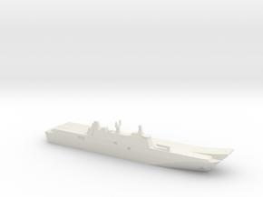 ESPS Juan Carlos I (L61), 1/1250 in White Natural Versatile Plastic