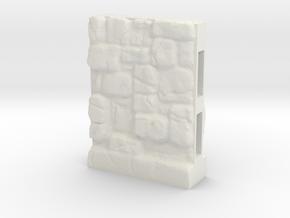 TRP-BA-Heavy-Wall-v3.0 in White Natural Versatile Plastic