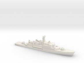 Rhein-class S-boot-Tender, 1/1800 in White Natural Versatile Plastic