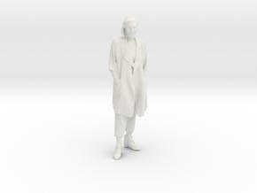 Printle F Lily Allen - 1/18 - wob in White Natural Versatile Plastic
