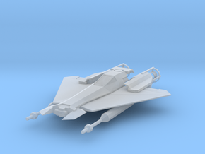 Flashfire-class Fighter in Smooth Fine Detail Plastic