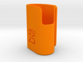 E-Leaf PICO 25-SMOKE-CASE V1.0 in Orange Processed Versatile Plastic