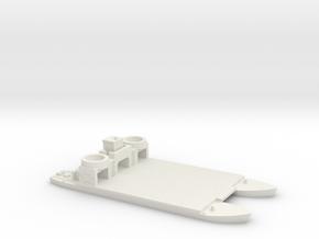 1/600 Siebelfahre 43 in White Natural Versatile Plastic