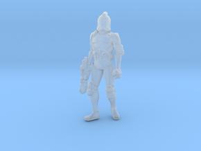 1/144 Star Fighter Diorama Trooper Walking in Smooth Fine Detail Plastic