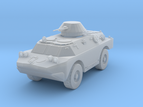 MV01C BRDM-2 Scout Car (1/100) in Smooth Fine Detail Plastic