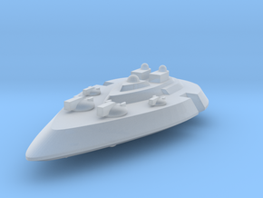 Ovali-PatrolCruiser in Smooth Fine Detail Plastic