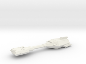 3125 Scale Trobrin Command Cruiser (CC) MGL in White Natural Versatile Plastic