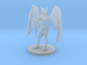 Succubus in Smooth Fine Detail Plastic
