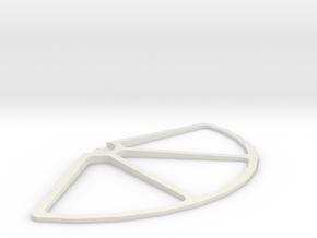 tarot peeper propguard in White Natural Versatile Plastic