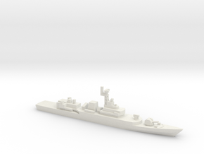 053H3 Frigate, (2017 Modernization), 1/1250 in White Natural Versatile Plastic
