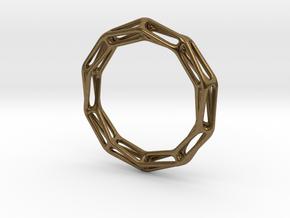 Bracelets in Natural Bronze