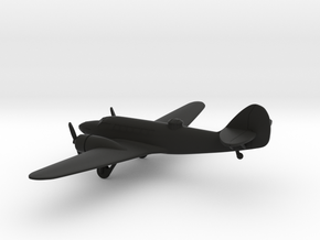 Aero A.304 in Black Natural Versatile Plastic: 1:200
