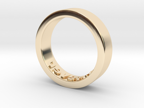 Forever Ring in 14K Yellow Gold: 5 / 49