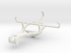 Controller mount for Shield 2017 & Unnecto Quattro in White Natural Versatile Plastic