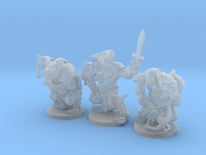 Elite Rat Pack - Mice and mystics in Smooth Fine Detail Plastic