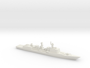 PLA[N] Type 051C Destroyer, 1/1250 in White Natural Versatile Plastic