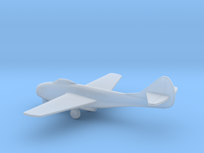 MiG-9 Fargo in Smooth Fine Detail Plastic: 6mm