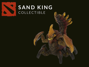 Sand King  in Full Color Sandstone