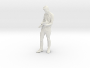 Printle F Homme Any Summers - 1/18 - wob in White Natural Versatile Plastic