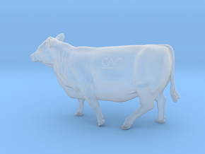 1/64 Yearling Heifer 06 in Smooth Fine Detail Plastic