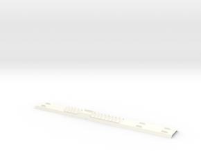 Npz Motorwagen Dach003 in White Processed Versatile Plastic