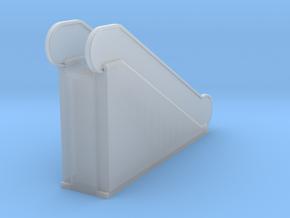 Escalators-Station-1 in Smooth Fine Detail Plastic